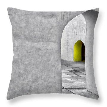 The Escape Throw Pillow