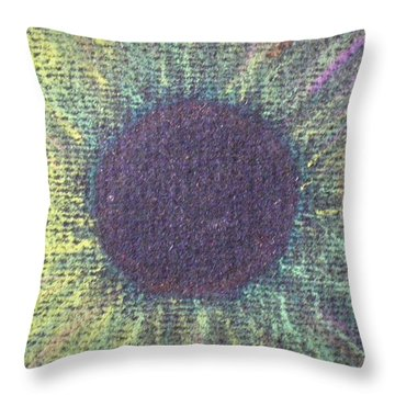 The Eye Of The One Detail Throw Pillow