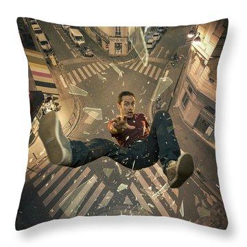 Brakes Throw Pillows