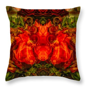 The Fates Throw Pillow