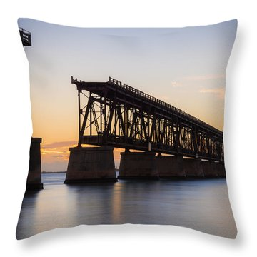 The Folly Throw Pillow