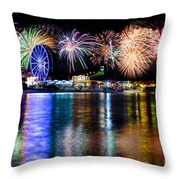 The Fourth Throw Pillow