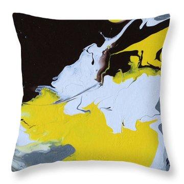 The Free Spirit 2  Throw Pillow
