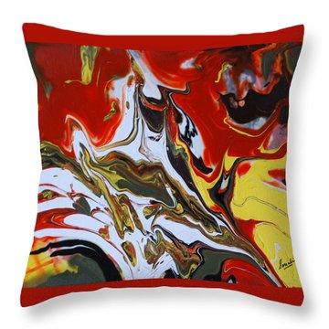 The Free Spirit 3 Throw Pillow