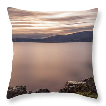 Throw Pillow featuring the photograph The Glory  by Anthony Fields