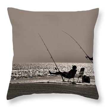 The Good Life Throw Pillow