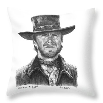 the Good Throw Pillow