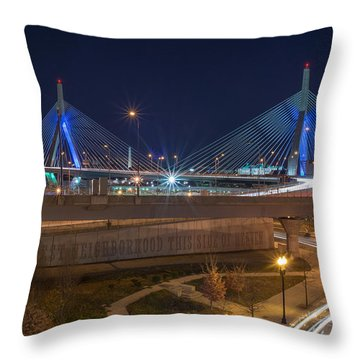 The Greatest Neighborhood This Side Of Heaven Throw Pillow