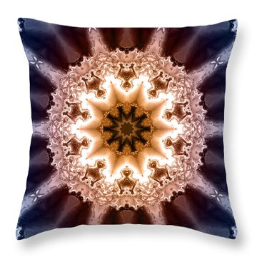 The Guards Of The Inner Circle Throw Pillow
