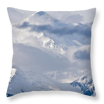 The High One Throw Pillow