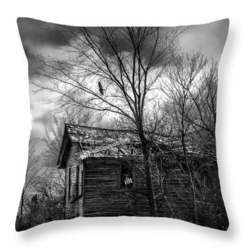 The House Throw Pillow