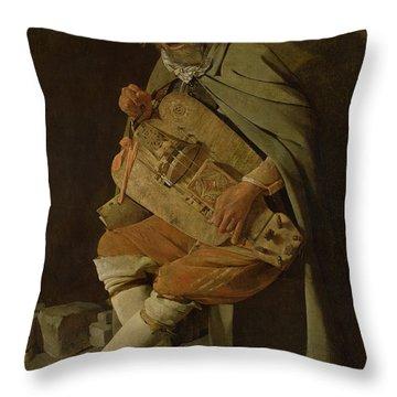 Le Tour De France Throw Pillows