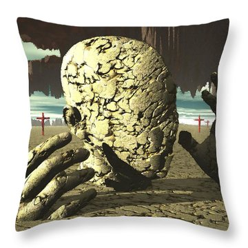 The Immutable Dream Throw Pillow