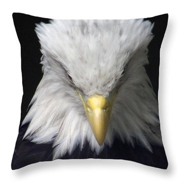 The Incognito Throw Pillow