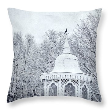 The Incredible Lightness Throw Pillow