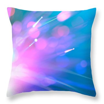 The Inner Light Throw Pillow