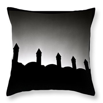 Timeless Inspiration Throw Pillow by Shaun Higson