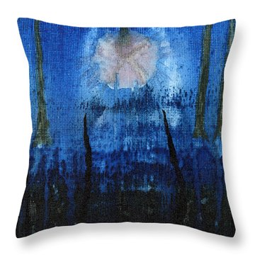 The Isolate Slow Faults Throw Pillow by Jim Stark