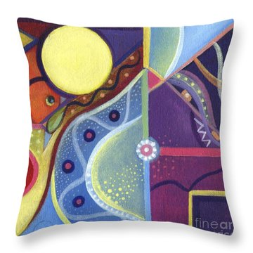 The Joy Of Design Xl Throw Pillow
