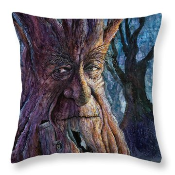 Fantasy Creatures Throw Pillows