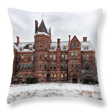 The Kirk Throw Pillow