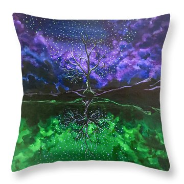 The Last Song Throw Pillow