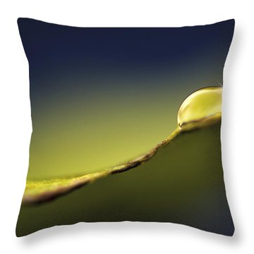 The Light Inside..  Let It Glow Throw Pillow