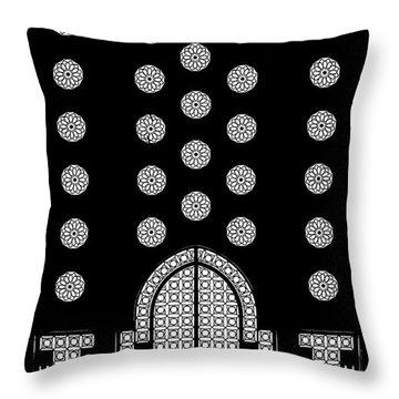 Mosaic Throw Pillows
