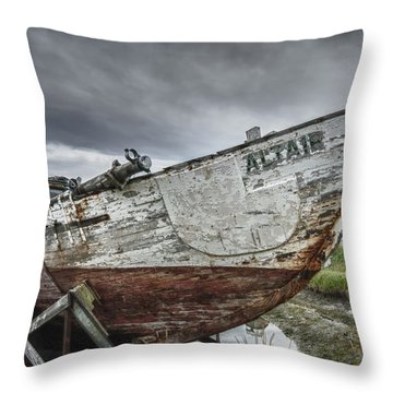 The Lost Fleet Altair 1 Throw Pillow