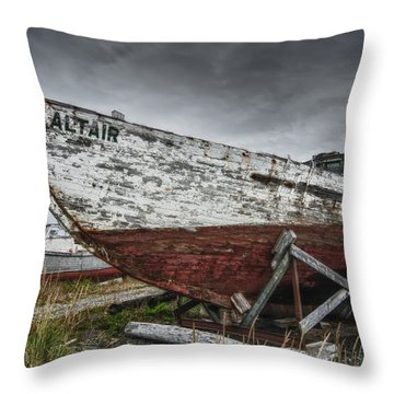 The Lost Fleet Altair 2 Throw Pillow