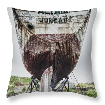 The Lost Fleet Altair 3 Throw Pillow