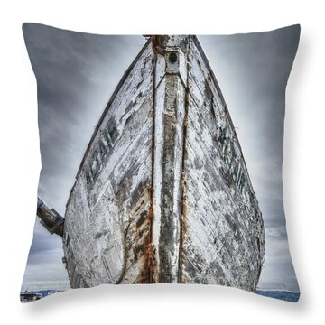 The Lost Fleet Altair 4 Throw Pillow