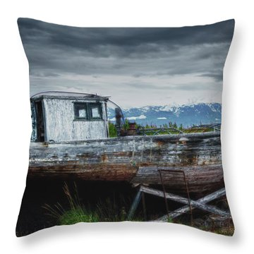 The Lost Fleet Altair 5 Throw Pillow