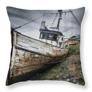 The Lost Fleet Forsaken Throw Pillow