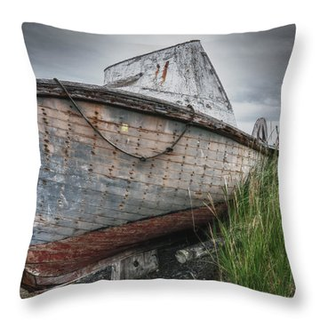 The Lost Fleet Low Tide Throw Pillow