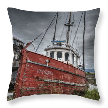The Lost Fleet Standing Tall Throw Pillow
