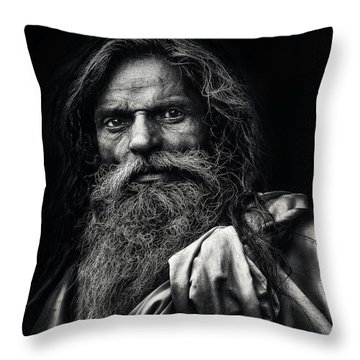 India Throw Pillows