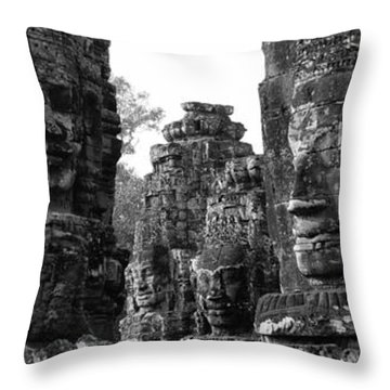 Boddhisatva Throw Pillows