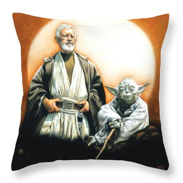 The Star Wars Throw Pillows