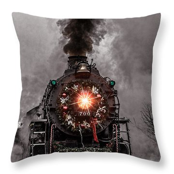The Mighty 700 Throw Pillow