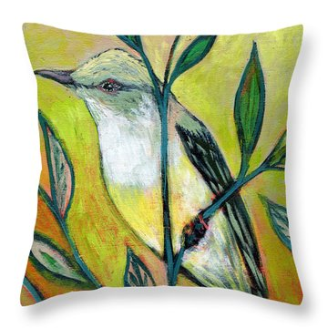 Branches Throw Pillows