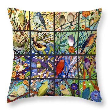 The Neverending Story Set 32a Throw Pillow