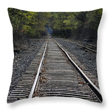 The Non-end Throw Pillow