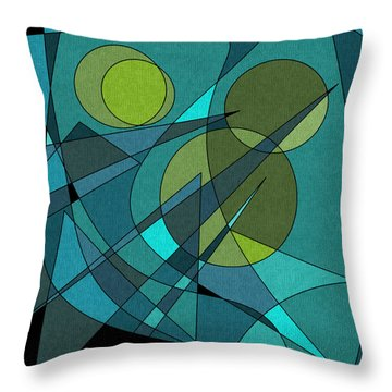 The Oboes Throw Pillow