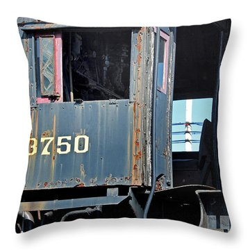 The Office Throw Pillow by Skip Willits