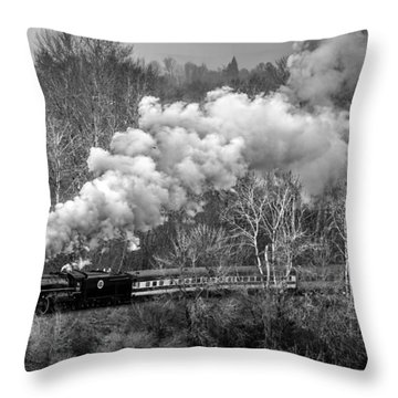 The Old 700 Throw Pillow
