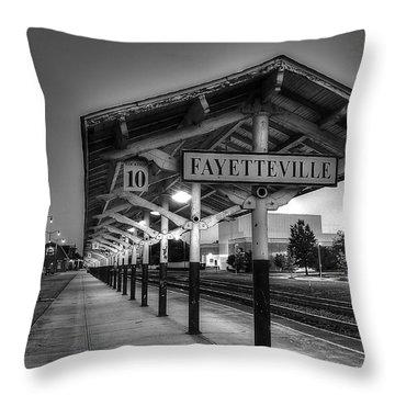 Historic 4 Throw Pillow