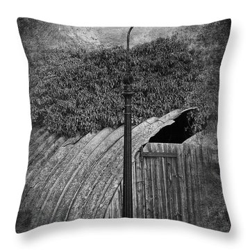 The Old Standard Throw Pillow