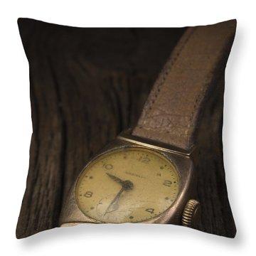 Wristwatch Throw Pillows Fine Art America