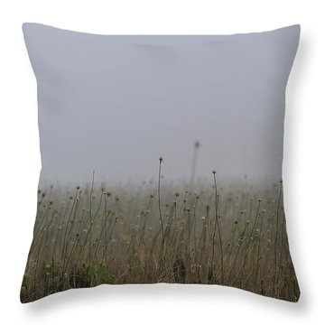 The Onion Field Throw Pillow